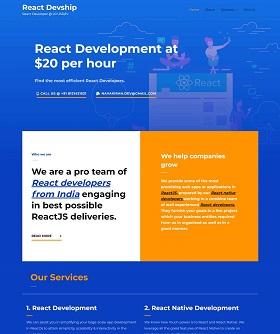 React-DesignDevPortfolio