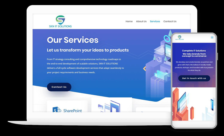 skn-portfolio - designdev